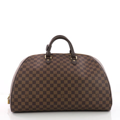 Louis Vuitton Ribera Handbag Damier GM Brown 3560301