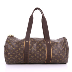 Louis Vuitton Beaubourg Sporty Duffle Bag Monogram 3564604