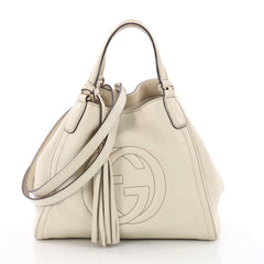 Gucci Soho Convertible Shoulder Bag Leather Small 3567642