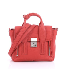 3.1 Phillip Lim Pashli Satchel Leather Mini 3577601