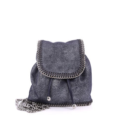 Stella McCartney Falabella Backpack Shaggy Deer Mini 3580701