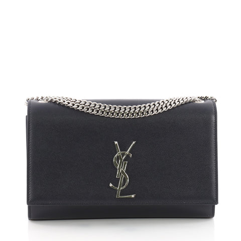 88006ee209249 Buy Saint Laurent Classic Monogram Crossbody Bag Grainy 3591402 – Rebag