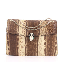 Bvlgari Serpenti Forever Shoulder Bag Karung Medium - Rebag