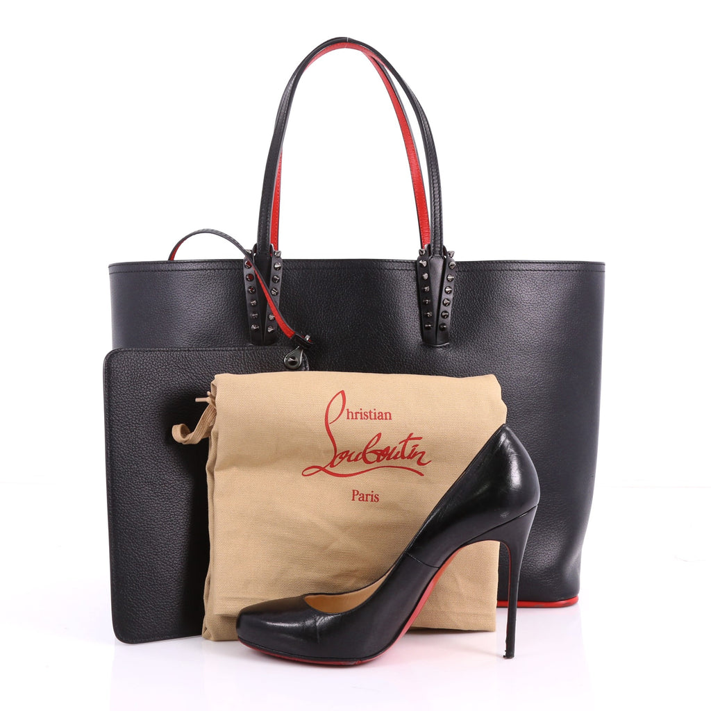 425abf6c1dd Cabata East West Tote Leather Large