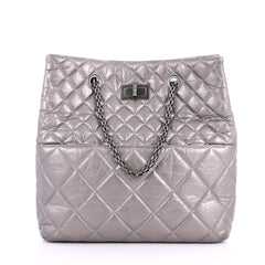 Reissue Tote Quilted Aged Calfskin Tall