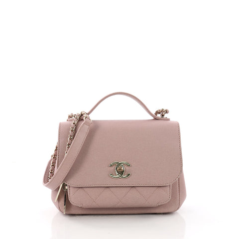 e8d644e5cf72 Buy Chanel Business Affinity Flap Bag Quilted Caviar Small 3623221 – Rebag
