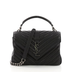 Saint Laurent Classic Monogram College Bag Matelasse 3630201