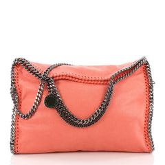 Stella McCartney Falabella Fold Over Bag Shaggy Deer 3649616