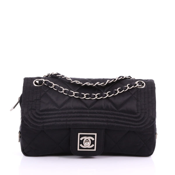 c9bc9a43e3bb MILLER PHONE CROSS-BODY. Chanel Sport Line Camera Flap Bag Quilted Nylon  Small Black 3660001 – Rebag