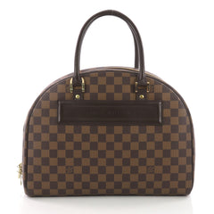 Louis Vuitton Nolita Satchel Damier Brown 3663021