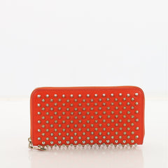 Christian Louboutin Panettone Wallet Spiked Leather 3673701