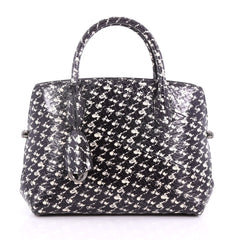 Christian Dior Bar Bag Snakeskin Medium Black 3683202 097126d37ac8d