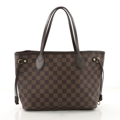 Louis Vuitton Neverfull Tote Damier PM 3694043