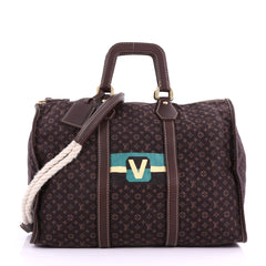 Louis Vuitton Keepall Bag Limited Edition Initiales Mini 3698701