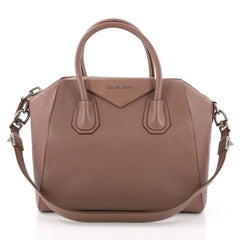 Givenchy Antigona Bag Leather Small Pink 372502