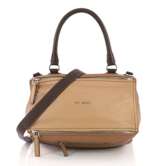Givenchy Pandora Bag Leather Medium Brown 37316106