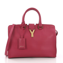 Saint Laurent Model: Classic Y Cabas Leather Small Pink 37316/110