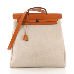 Herbag Toile and Leather GM