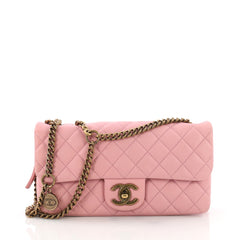 e5901d300a0e Chanel CC Crown Flap Bag Quilted Leather Small 373392