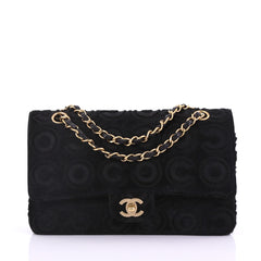 Chanel Vintage Classic Double Flap Bag Coco Pony Hair 37370243