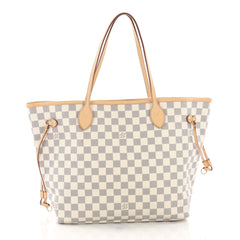 Louis Vuitton Neverfull Tote Damier MM 3738421