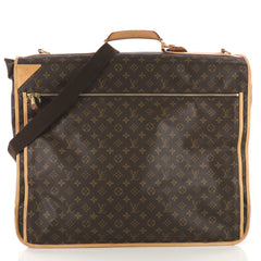 Louis Vuitton Garment Carrier Bag Monogram Canvas Five Hanger 373882