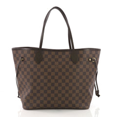 Louis Vuitton Neverfull Tote Damier MM 374111