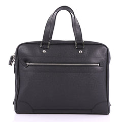 Louis Vuitton Igor Briefcase Taiga Leather 374112