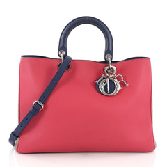 Christian Dior Diorissimo Tote Smooth Calfskin and 3741401