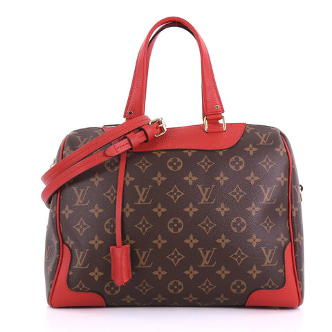 e5da32e45f61 Retiro NM Handbag Monogram Canvas
