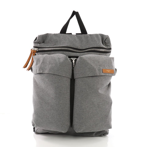 06172a5900 Buy Givenchy Aviator Backpack Canvas Large Gray 3745301 – Rebag