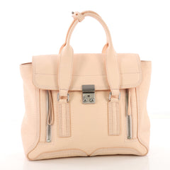 3.1 Phillip Lim Pashli Satchel Leather Medium - Rebag