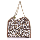 Stella McCartney Falabella Tote Printed Canvas Small 3761601