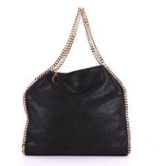 Stella McCartney Falabella Tote Shaggy Deer Small - Rebag