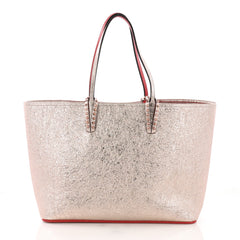 Cabata East West Tote Leather Large