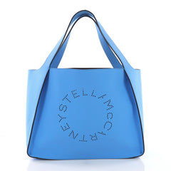 Stella McCartney Alter Tote Perforated Faux Leather East 3770889