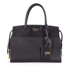Prada Esplanade Handbag Saffiano Leather Medium - Rebag