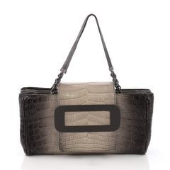 Bottega Veneta Compartment Chain Shoulder Bag Cocco 3807901