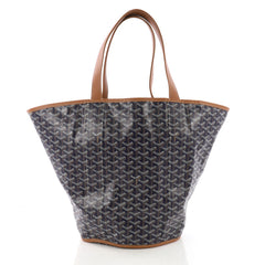 Goyard Belharra Biarritz Tote Coated Canvas - Rebag