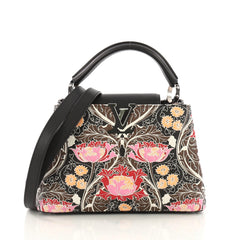 Louis Vuitton Model: Capucines Handbag Printed Embossed Leather BB Neutral 38218/190