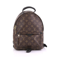 Louis Vuitton Palm Springs Backpack Monogram Canvas PM 3832203