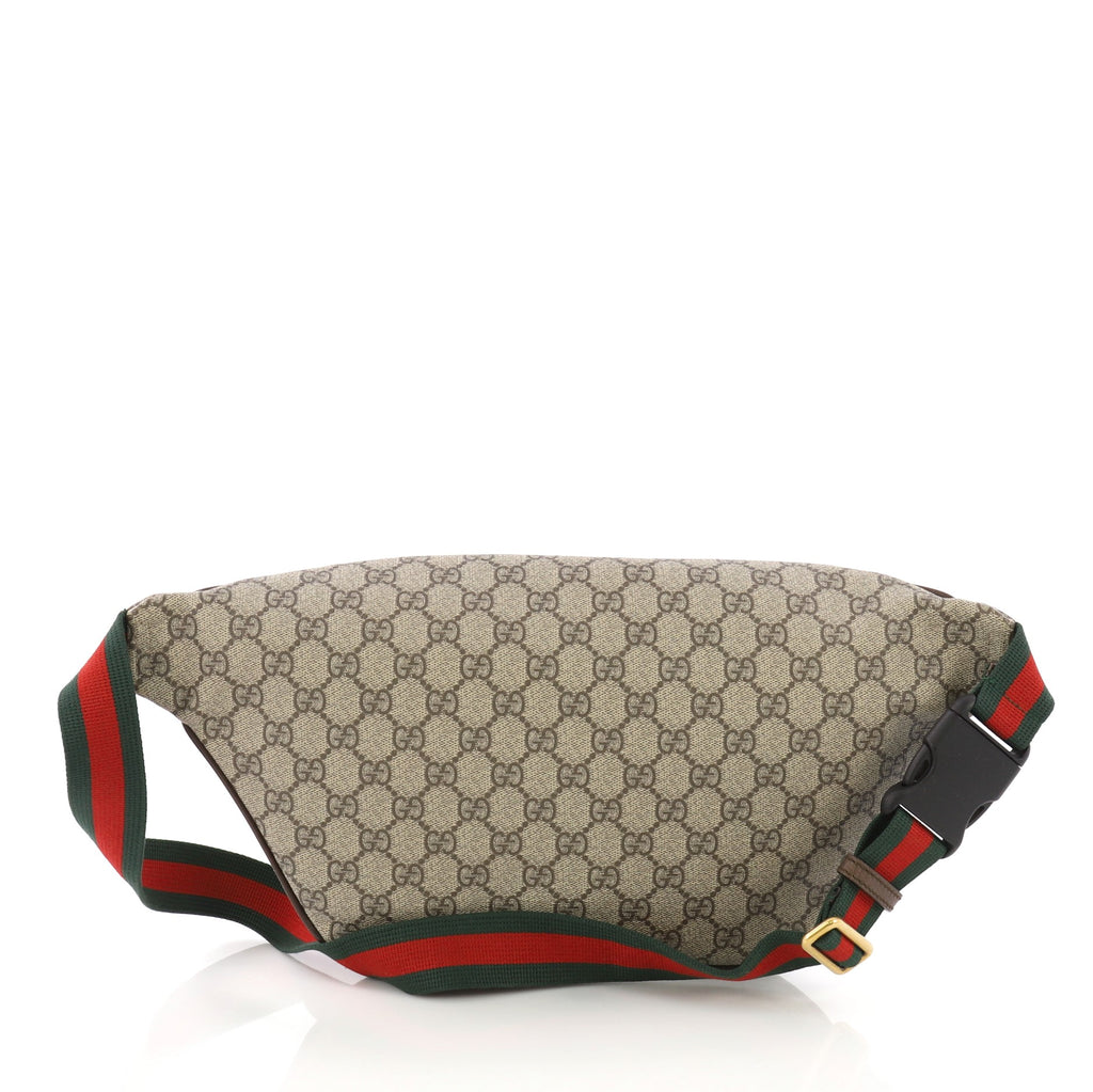 8e8e3ab16b8 Buy Gucci Courrier Zip Belt Bag GG Coated Canvas with 383272 – Rebag