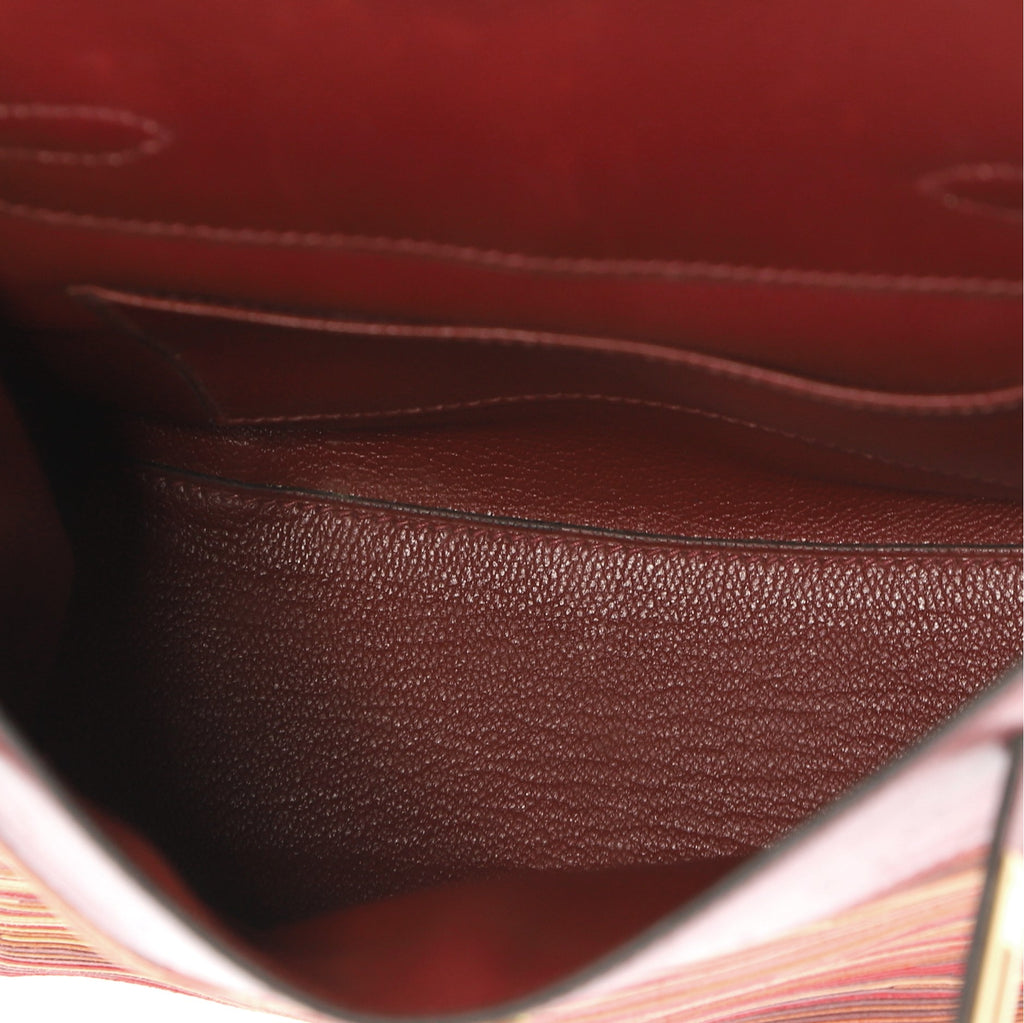 4fd9b10827a5 Hermes Kelly Ado Backpack Vibrato and Box Calf 20 Red 3844026 – Rebag