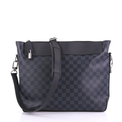 Louis Vuitton Greenwich Messenger Bag Damier Cobalt Blue 3852685
