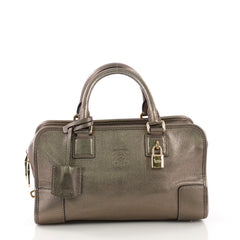 Loewe Amazona Bag Leather 28 Gold 3884702