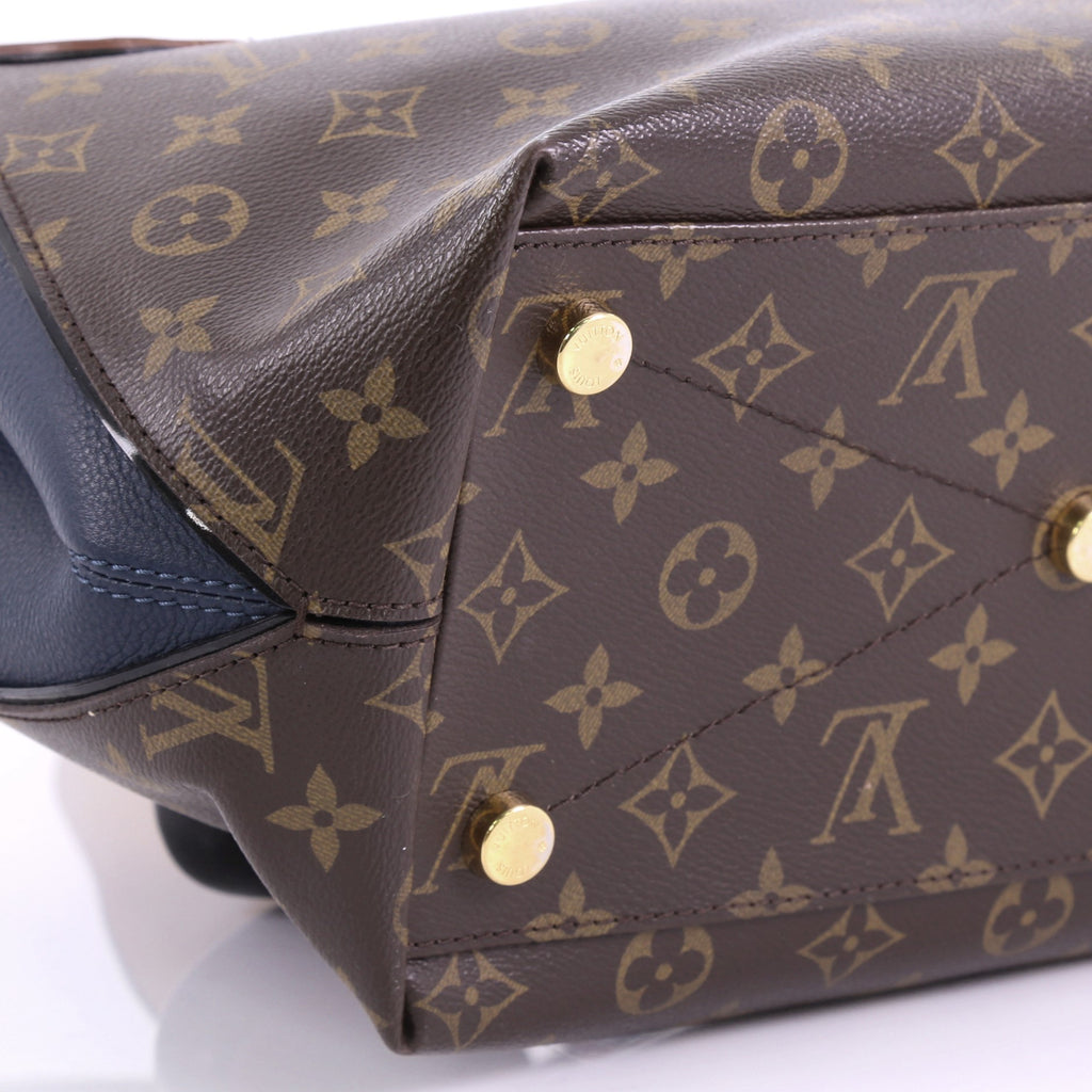 01953035d41f Louis Vuitton Majestueux Tote Monogram Canvas and Exotics 3887401 ...