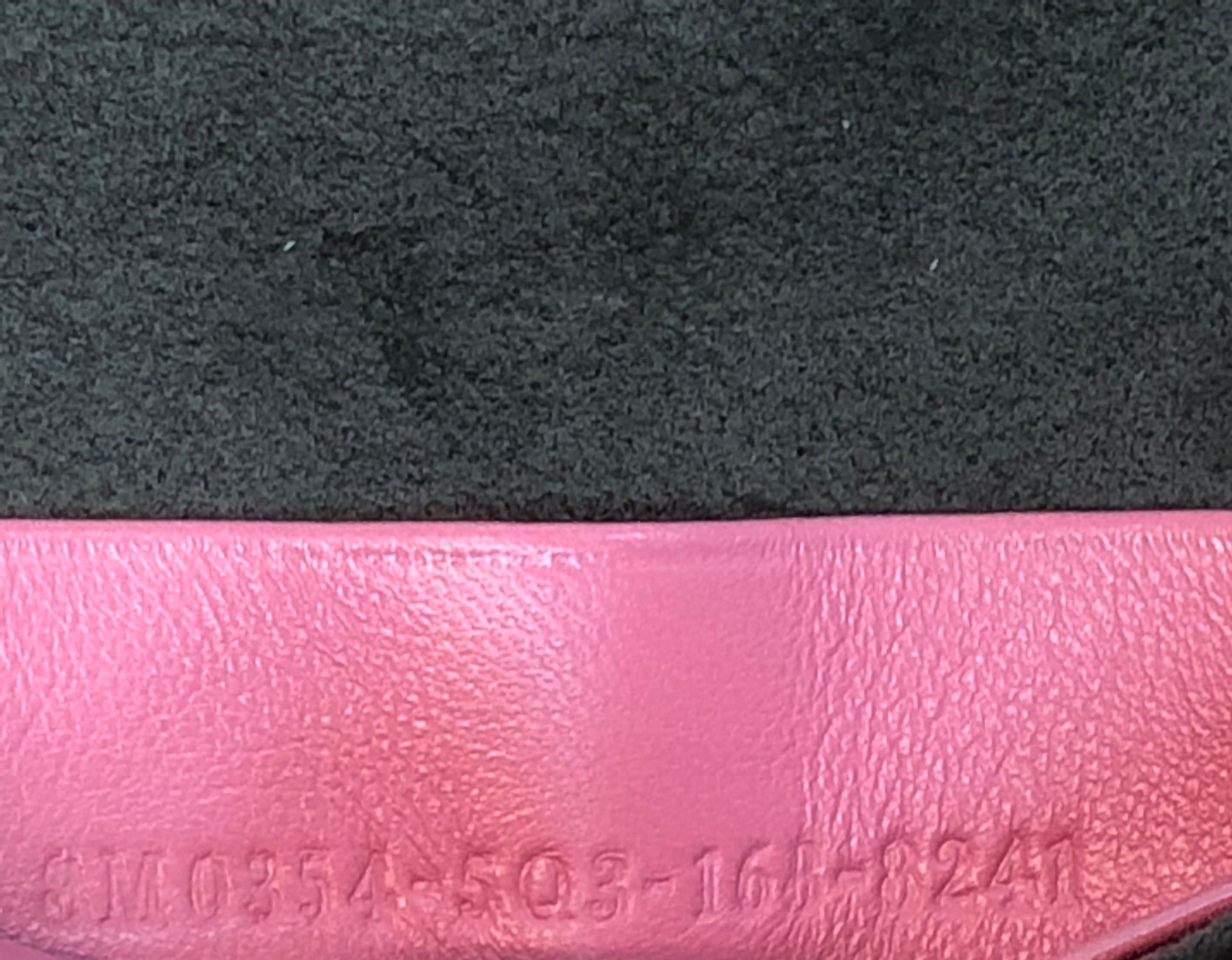 Monster Baguette Leather and Fur Micro