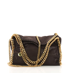 Stella McCartney Falabella Fold Over Crossbody Bag Shaggy 3914928