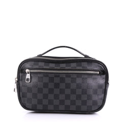 Louis Vuitton Ambler Bag Damier Graphite