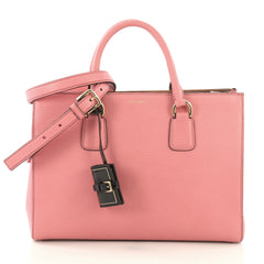 Dolce & Gabbana Clara Tote Leather Pink 399081